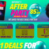 After Party RM1 Deals & Crazy Deals