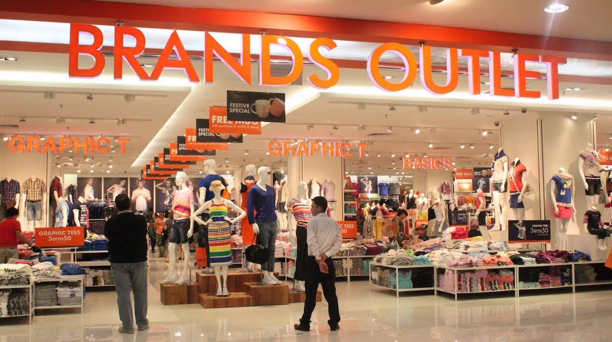 Brands Outlet Clearance Fair with prices as low as RM10