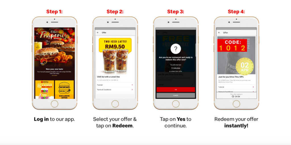 Here's How to RedeemMcDonald's Deal and EnjoyExclusive Offers