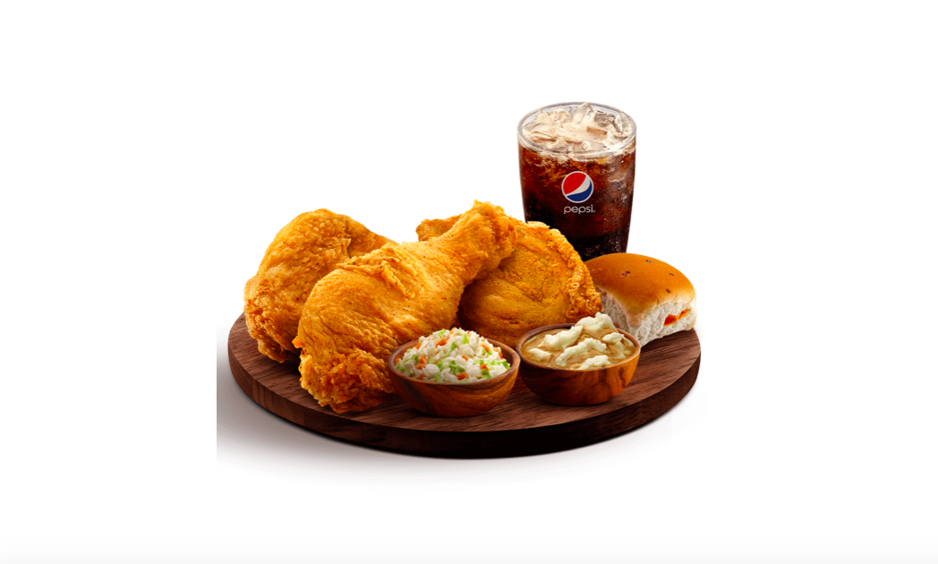 KFC Malaysia gives an extra piece of Chicken for FREE