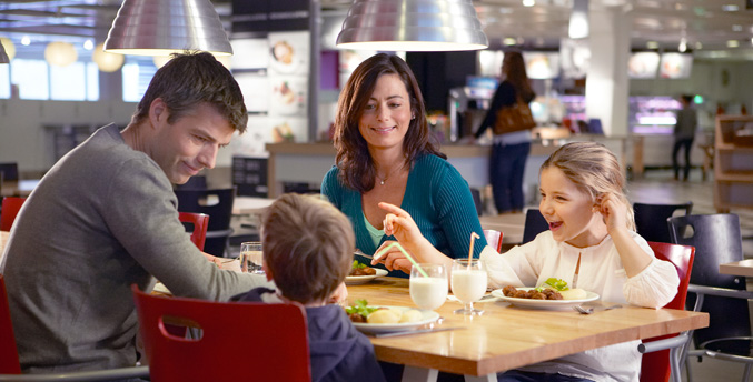 Kids get to Eat for Free at IKEA and Other Restaurants