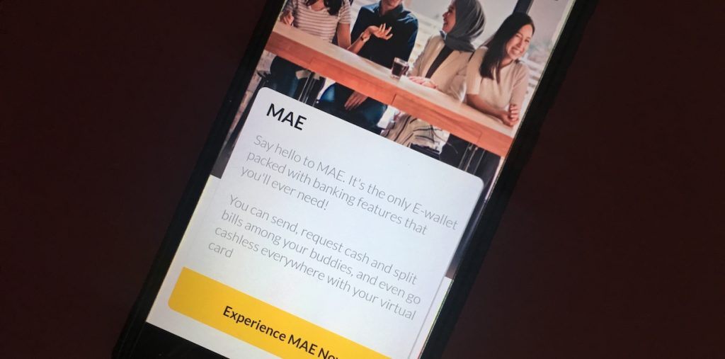 Maybank lets you earn cash and freebies