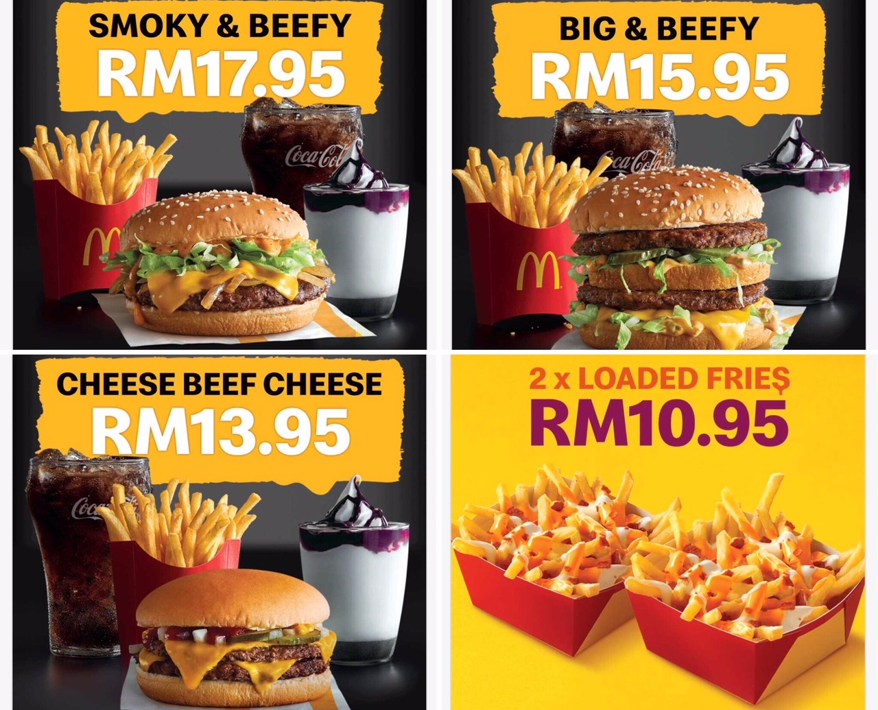 McDonald's Malaysia releases 6 new coupon
