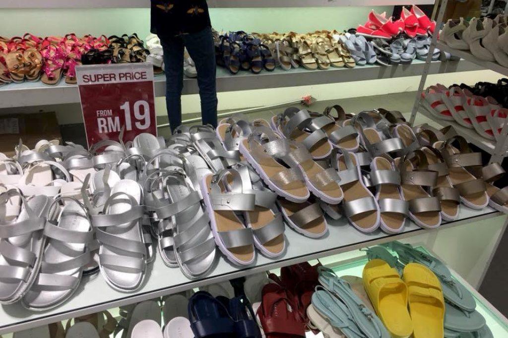Padini Concept Store Clearance Fair Malaysia