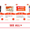 Shopee Mega Sale RM1 Deals Free Shipping