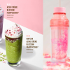 Starbucks new Azuki Blossom drinks and Sakura Blooms collection merchandise