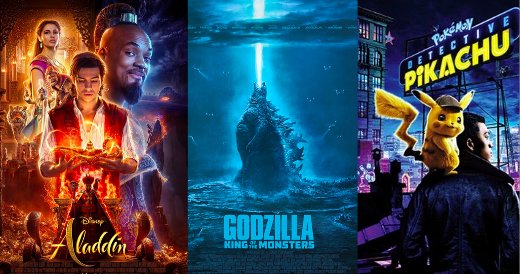 10 Movies Coming Soon in May 2019