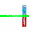 FREE Toothbrush with Purchase atselected Guardian outlets