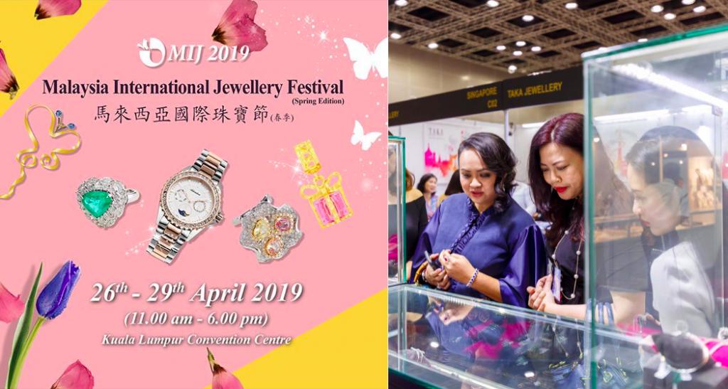 Malaysia International Jewellery Event 2019