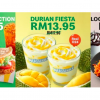 McDonald's New Deals - Chicken, Durian McFlurry and Ribena from RM5.95