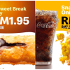 McDonald's Sweet Deals from only RM1.95