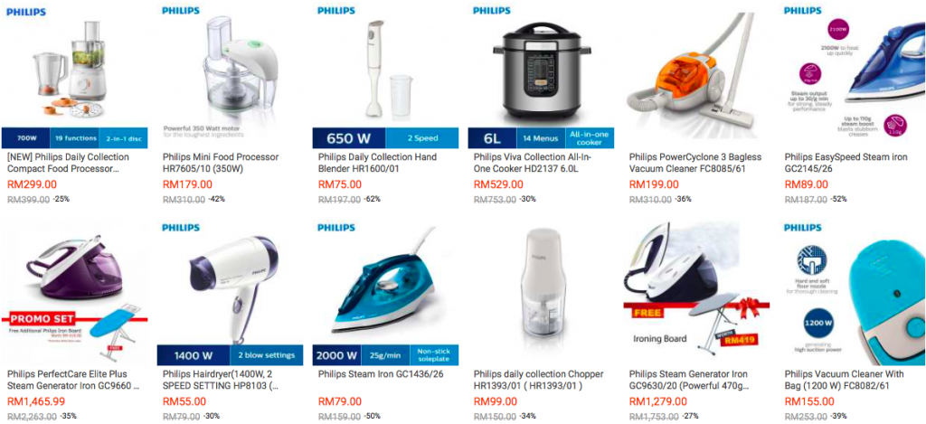 Philips Malaysia Sale and promotion 2019