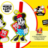 Special Edition Reusable Straw Mickey Straw Combo