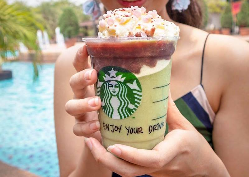 Starbucks Malaysia RM12 and Buy 1 Free 1 Promotion