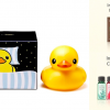 innisfree - April Free Gifts Promotion + Rubber Duck Lamp