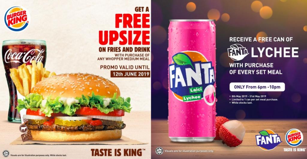 Burger King Malaysia ramadan promotion 2