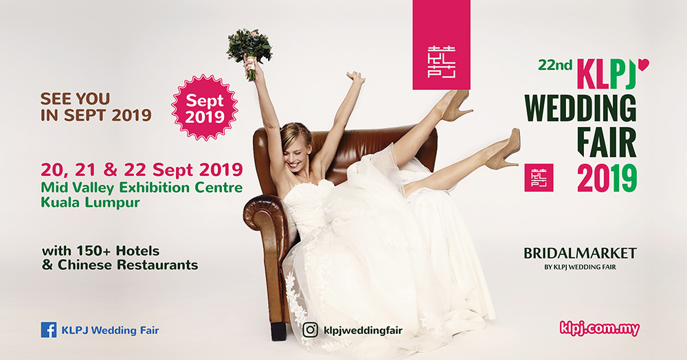 KLPJ Wedding Fair 2019 September