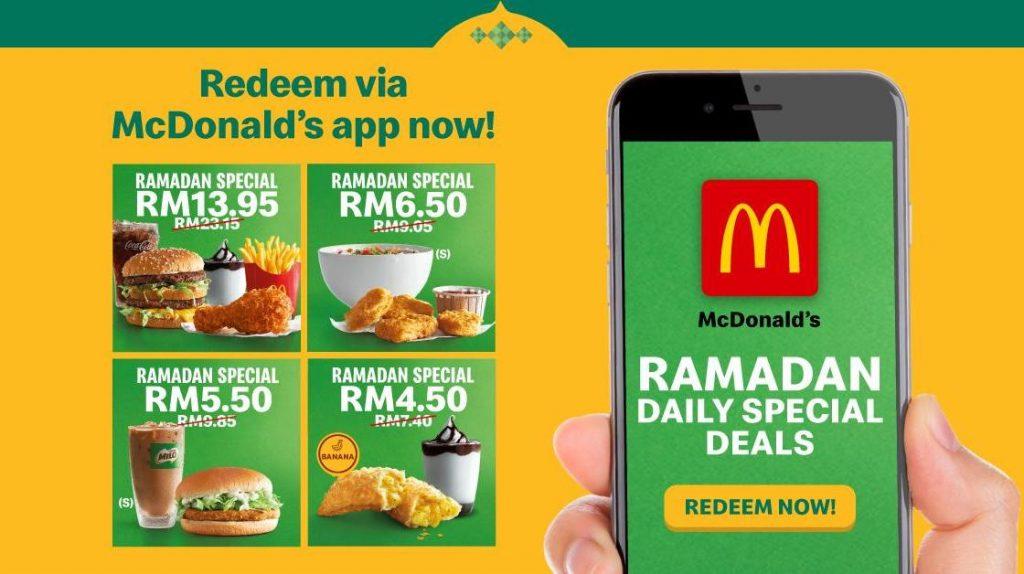 McDonald Ramadan Promo
