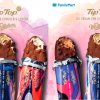 Tip Top X Whittaker's Chocolate Ice Cream now available in FamilyMart Malaysia