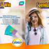 Cebion Spend & Win Contest at Watsons