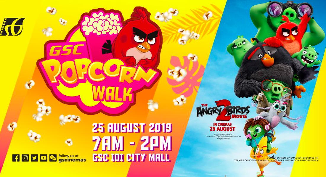 GSC Popcorn Walk 2019