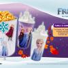 Disney's Frozen2 Castle Lid Tumbler & Tin Bucket E-Combo