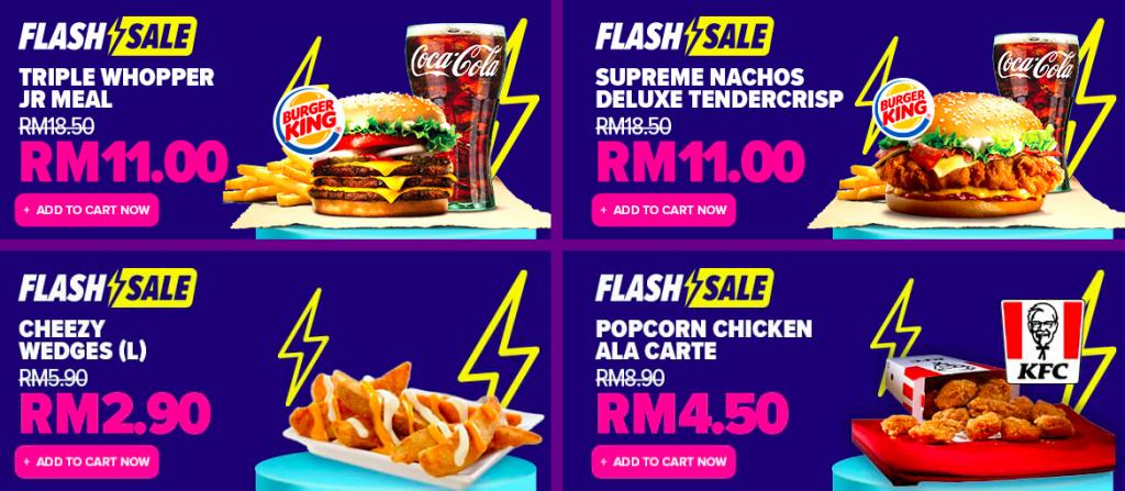 Food Fun Travel Deals lazada malaysia