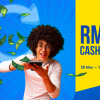 Here is the easiest way to get RM5 Cashback with Touch 'n Go eWalle