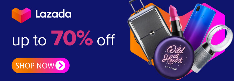 Lazada Malaysia - Shop the Deals up to 70% OFF