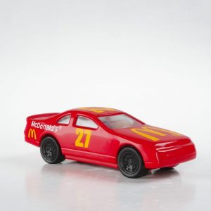 McDonald's Hot Wheels Thunderbird Mattel 1993