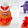 Mcdonald's Malaysia brings back 14 iconic Happy Meal Toys