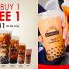Secret Recipe to offer Buy 1 FREE 1 Promotion onBoba Series