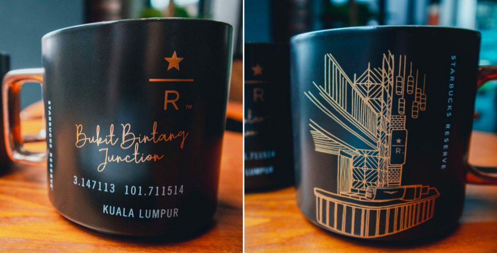 Starbucks 300th Store with exclusivemerchandise