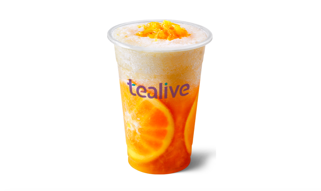 Tealive 400-outlet celebration with free Iced Tea