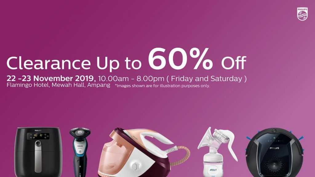 philips malaysia warehouse clearance sale 2019