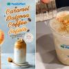 FamilyMart new launched Caramel Dalgona Soft Serve and Sofuto Promo