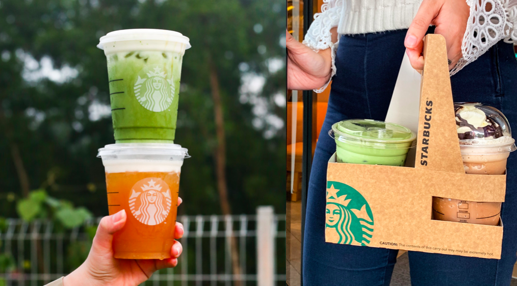 Get RM5 OFF your Order Instantly at Your Nearest Starbucks