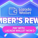 Lazada Wallet Member's Reward Exclusive Rebate Voucher