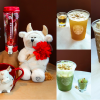 Starbucks releases CNY merchandise and blissful balanced blends