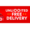 airasia offers Unlimited Free Delivery throughout MCO