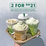 Starbucks Malaysia February 2021 Promotion